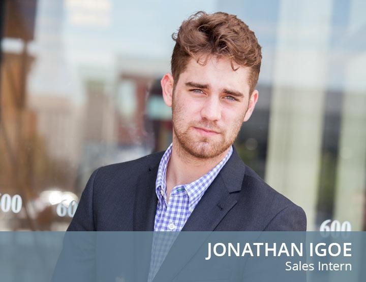 John Igoe- Sales Intern