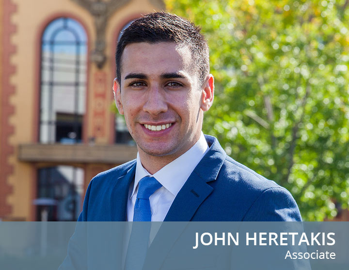 John Heretakis- Associate