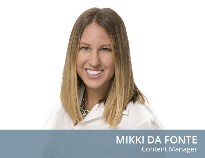 Mikki Da Fonte- Content Manager