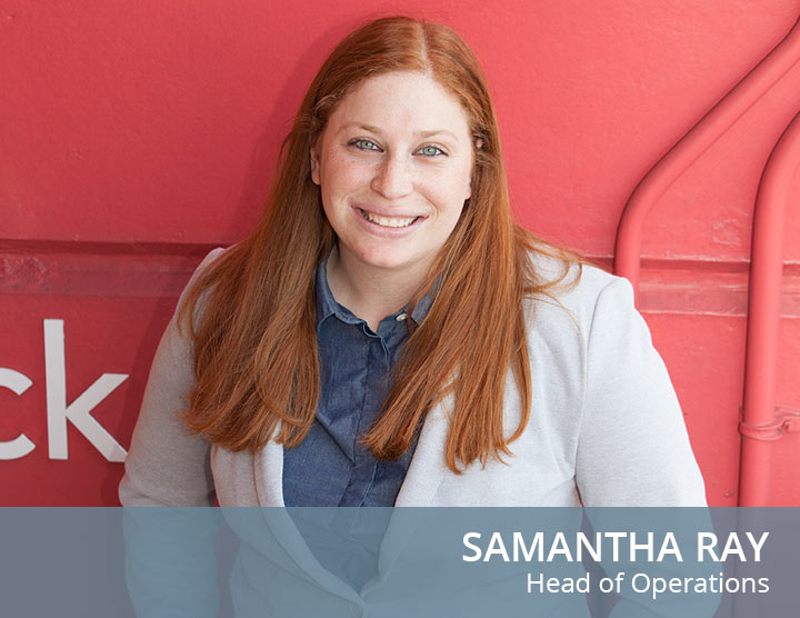 Samantha Ray - Head of Escrow - Commercial Broker Senior Associate