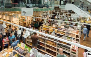 Experiential Retail Stores
