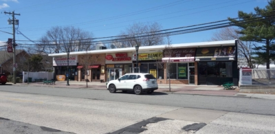 Franklin Square New York Retail Center For Sale