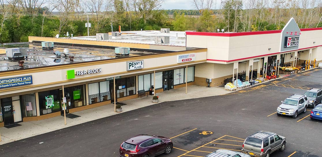Seneca Falls, New York Liberty Center Plaza Retail Space For Sale - Property Photo 8