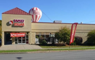 Utica, NY Family Dollar Retail Space For Sale