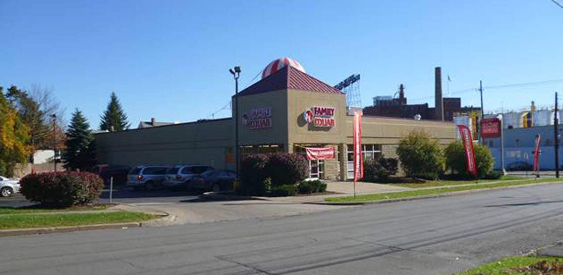 Utica, NY Family Dollar Retail Space For Sale - Property Photo 4