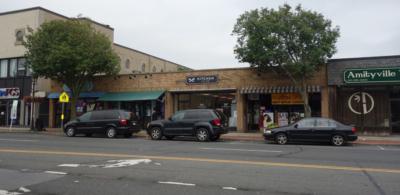 Amityville Retail Strip Center -