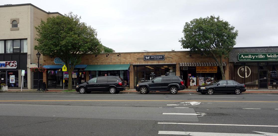 Amityville, New York - Retail Strip Center - 2