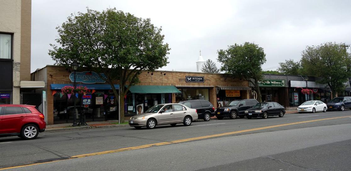 Amityville, New York - Retail Strip Center - 3