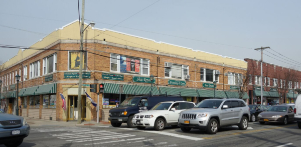 Franklin Square 3 Mixed-Use Buildings – SOLD!