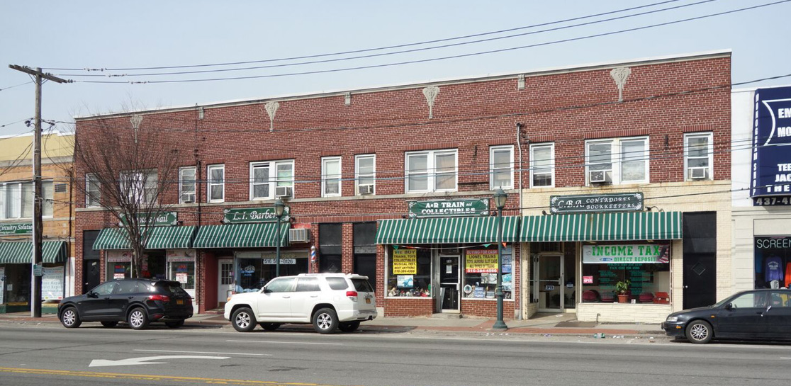 Franklin Square 3 Building – Retail, Office and Residential Space - 3