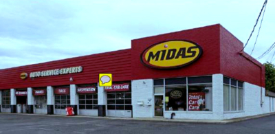 NNN Midas Total Car Care Building Sold