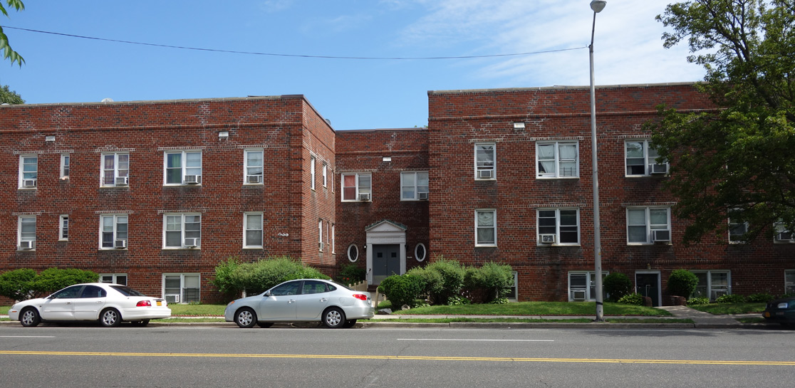 Rockville Centre, NY Apartment Building