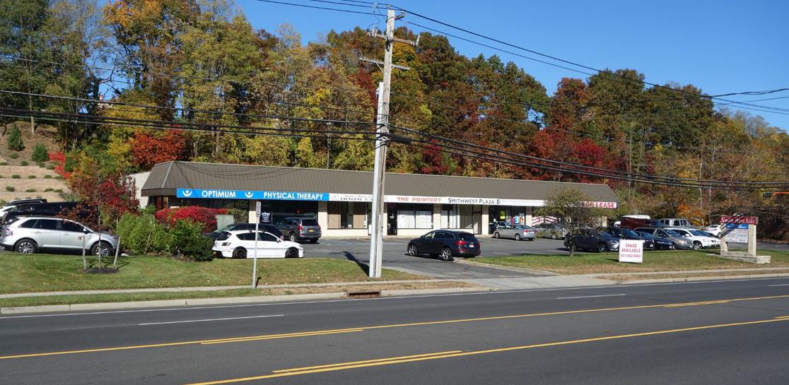 Smithtown, New York - Retail Center - 1