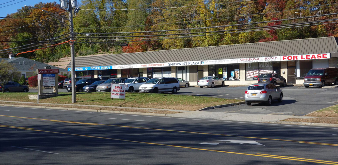 Smithwest Retail Plaza Property