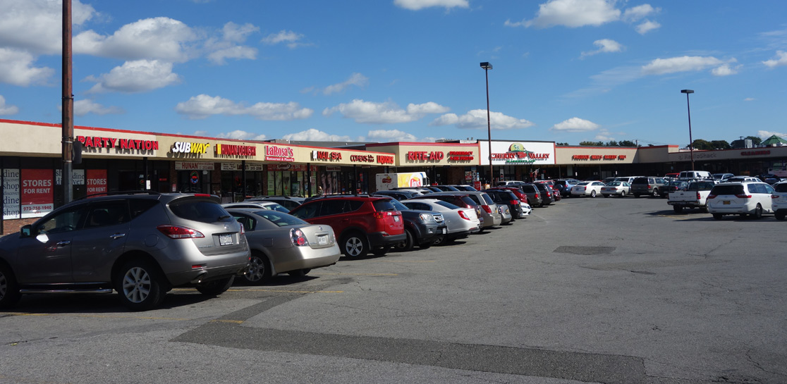 West Hempstead, NY - Cherry Valley Shopping Center - 1