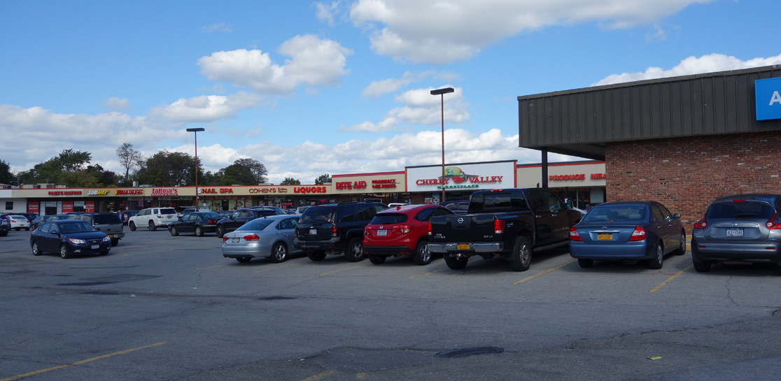 West Hempstead, NY - Cherry Valley Shopping Center - 2
