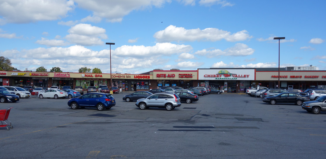 West Hempstead, NY - Cherry Valley Shopping Center - 5