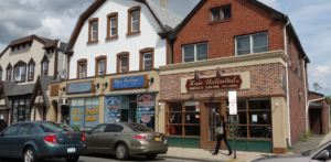 POST AVENUE SHOPS 140-144 POST AVENUE, WESTBURY, NY