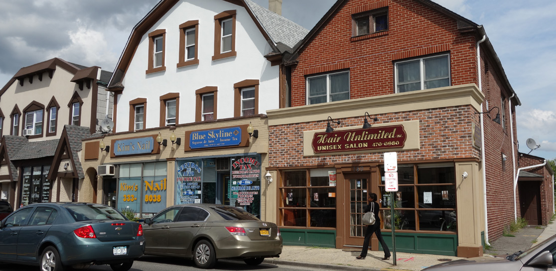 Westbury, New York Retail Shops - 1