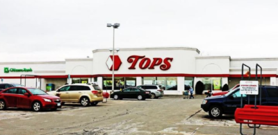 Tops Plaza Retail Building