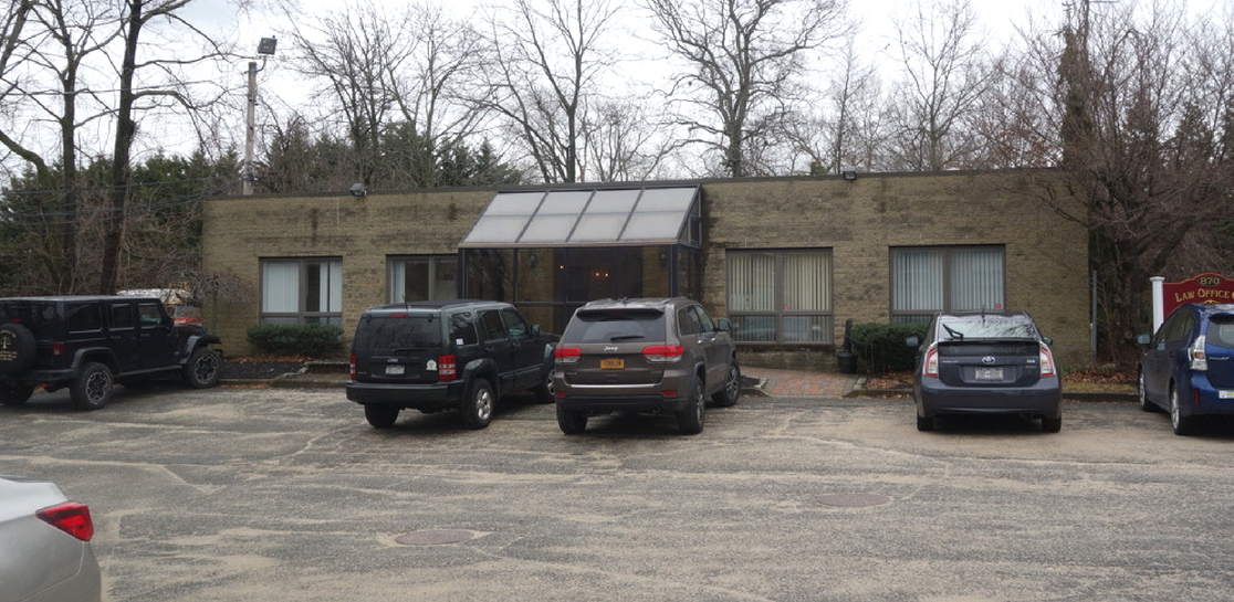 Saint James Office Building For Sale