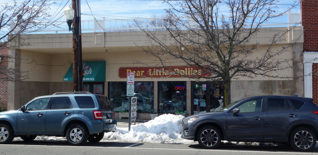 Long Island Retail Building For Sale