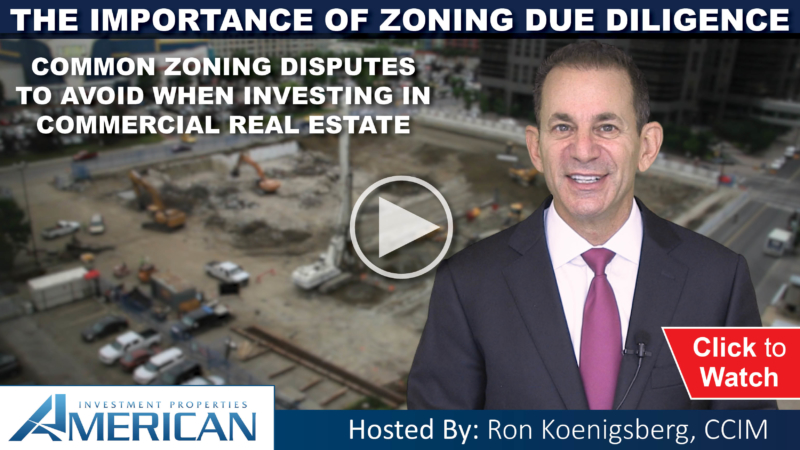 Zoning Due Diligence in Commercial Real Estate Video
