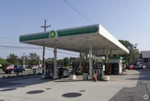 BP Gas Station Long Island