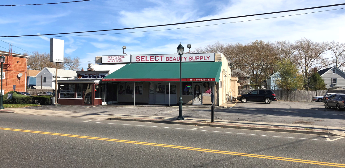 Valley Stream Retail Property