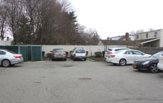 Parking Area of Hicksville NY Commercial Building For Sale