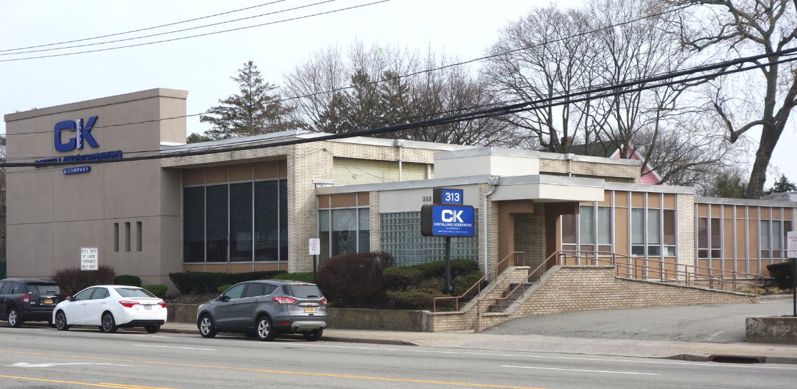 Vacant Hicksville Office Building For Sale Photo