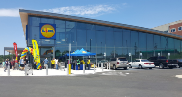 Lidl Grocery Stores Move Into Long Island