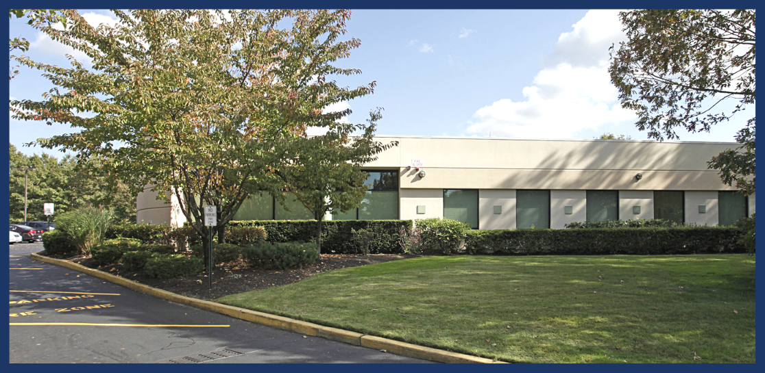 Outside shot of office property on 235 Belle Mead Rd, in East Setauket, NY.