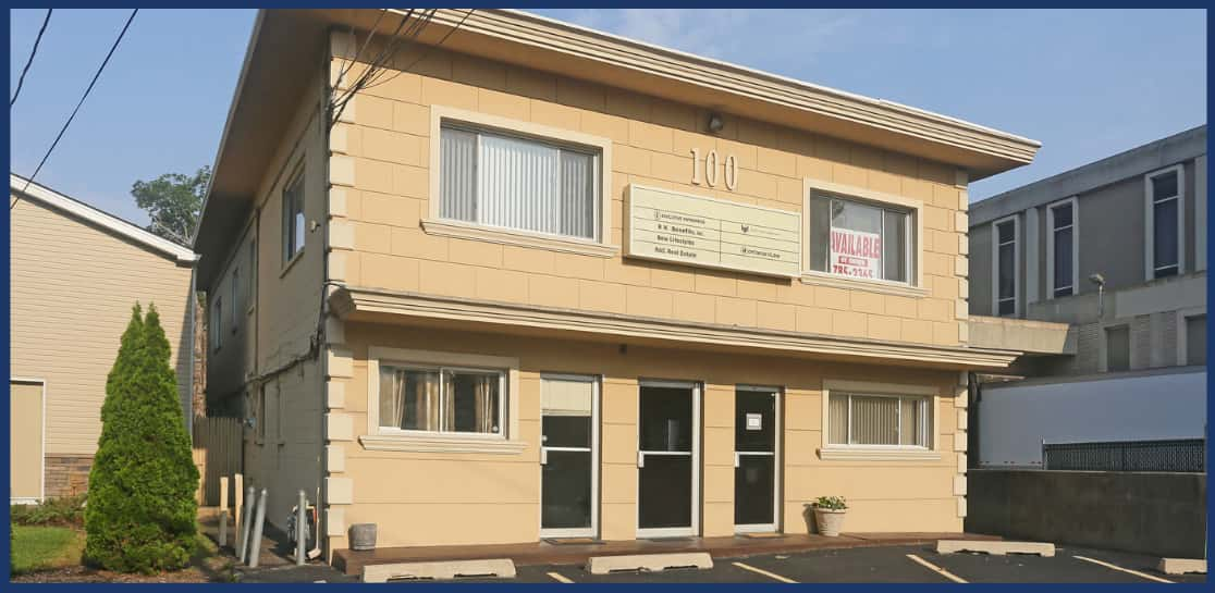 Image of sold commercial real estate in Hicksville