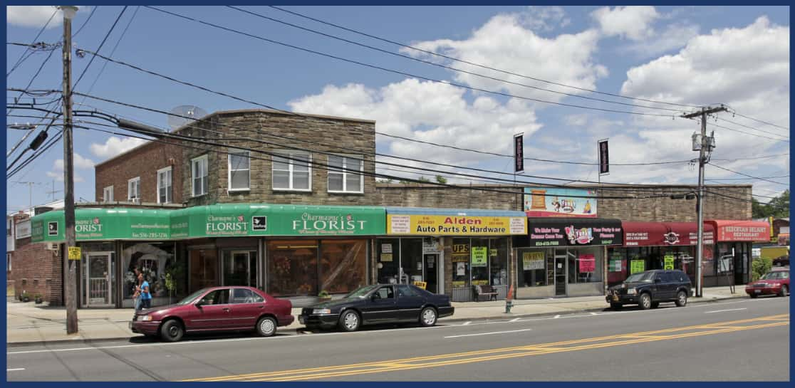 image of sold commercial real estate in elmont