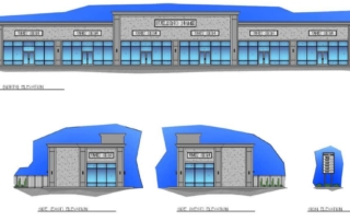 Rendering of Approved Plans on 940 Old Country Rd