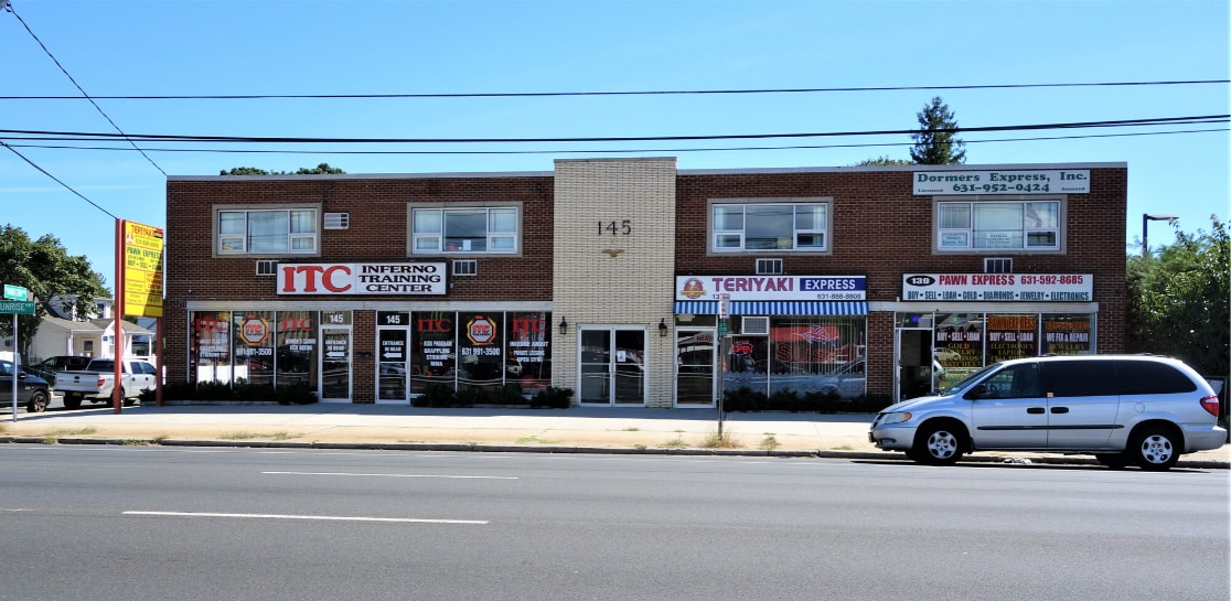 Front Image of 145 East Sunrise Hwy, in Lindenhurst