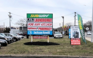 Signage For 743 Montauk Hwy, East Patchogue