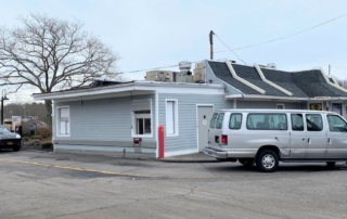 Drive Through at East Patchogue McDonalds Property