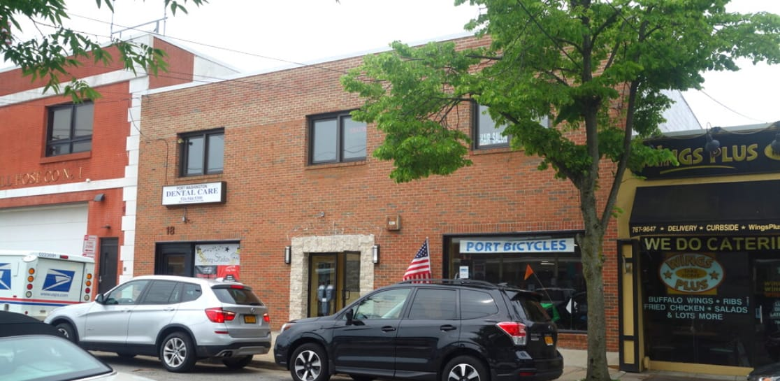 Image of Sold Long Island Commercial Real Estate in Port Washington