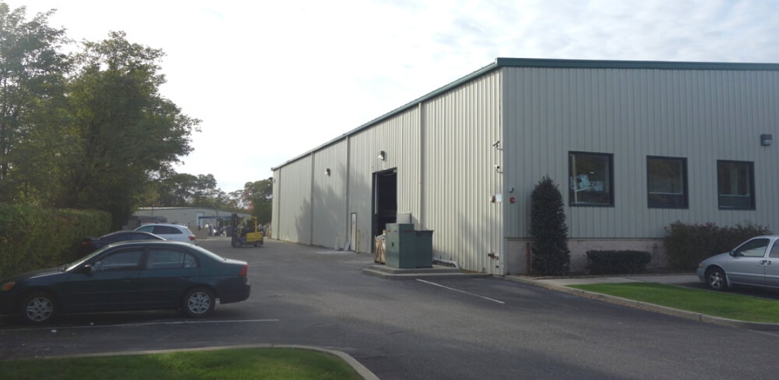 Image of Sold Yaphank Warehouse Building