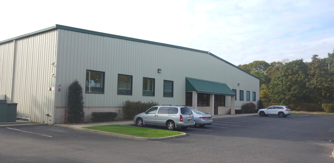Property image of sold Long Island warehouse building