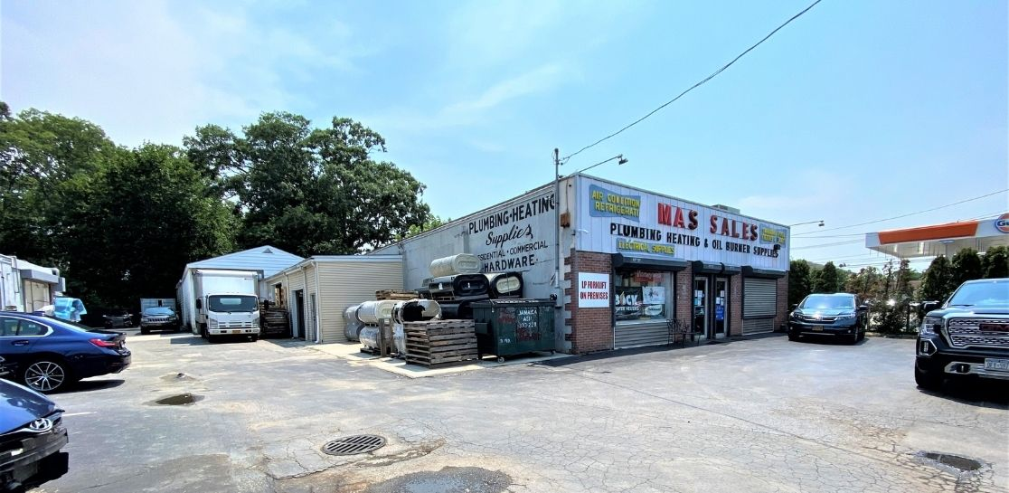 North Bellmore Retail Building For Sale