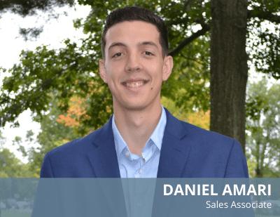 Daniel Amari - Sales Associate