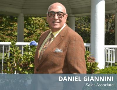 Daniel Giannini - Associate