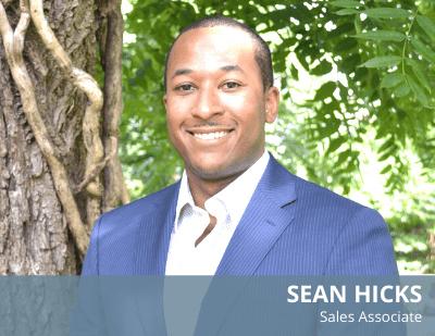 Sean Hicks -Sales Associate